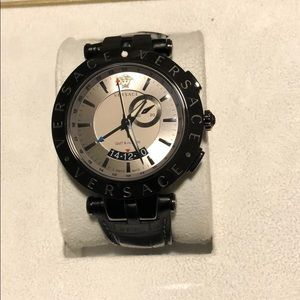 Versace VRace GMT Alarm Watch